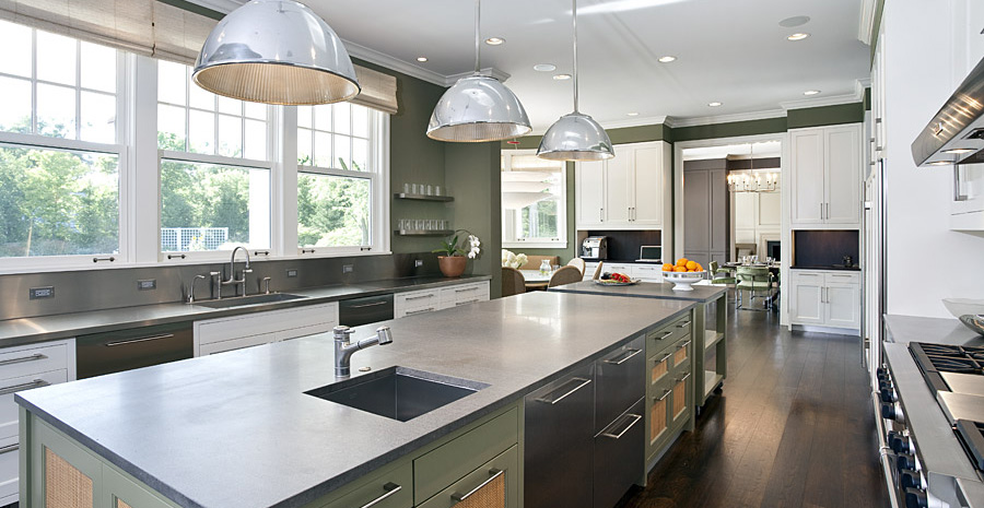 Perfect line kitchens for Picture perfect kitchens